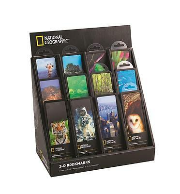 National Geographic 3D Bookmarks