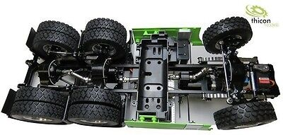 Thicon Models 1:14 6x6 thicon-Chassis Version 2 - 14021