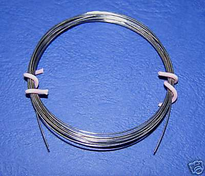 NiChrome Wire 60% Nickel 15% Chromium 25% Iron 1.5M