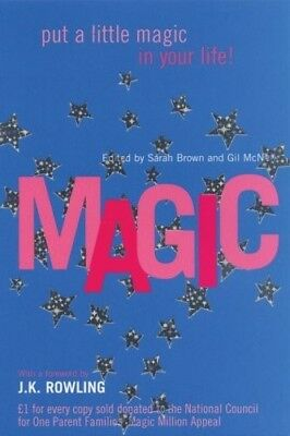 Magic: New Stories - New Book