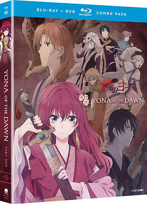 Yona Of The Dawn: Part One - 4 DISC SET (2016, Blu-ray NEUF) (RÉGION A)