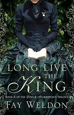 Long Live The King (Love and Inheritance) Weldon, Fay New Book