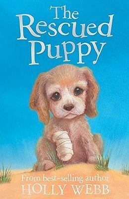 The Rescued Puppy (Holly Webb Animal Stories), Holly Webb, New Book