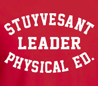 STUYVESANT leader BEASTIE BOYS RIP MCA fight for your right physical ed T-Shirt