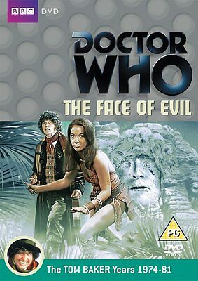Doctor Who: The Face Of Evil  BBC DVD Tom Baker is Dr Who - dispatch 24hrs*