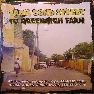 Various ‎– From Bond Street To Greenwich Farm VINYL LP NEW SPECIAL PRICE £2.99