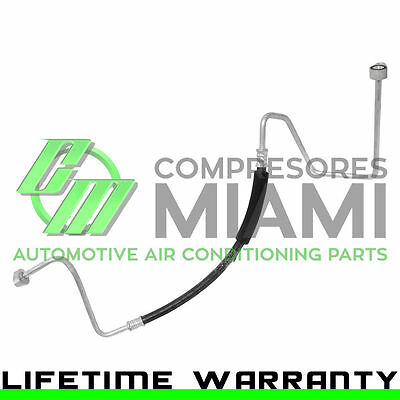 A/C Discharge Hose Fits Volvo S60, V70, XC70 - New