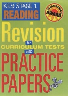 Key Stage 1 Reading: Revision for Curriculum Tests and Practice Papers (Headteac