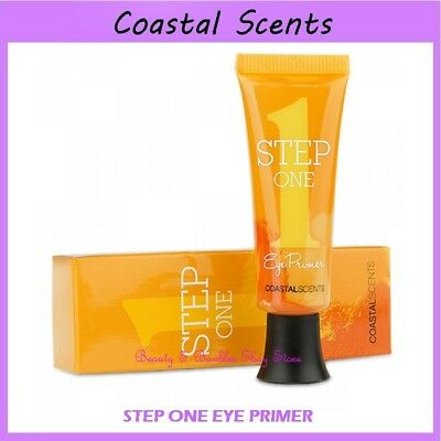 NEW Coastal Scents STEP ONE 1 EYE PRIMER Smudge Proof FREE SHIPPING Shadow BNIB