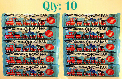 10 x Choo Choo Bars (The Original Licorice Toffee Bar)