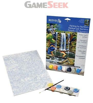 Reeves - Junior Painting By Numbers The Waterfall