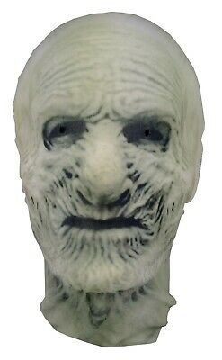 White Walker Mask - Halloween Costume - Cosplay - Game of Thrones Parody - GOT