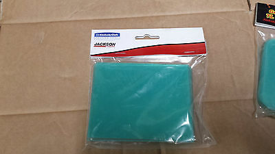 JACKSON SAFETY* Welding Outer Protective Lense - 107 X 87 / Clear /10 in pack