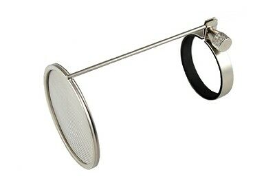 RoXdon Metal Pop Filter for Rode Podcaster + Procaster microphone mic