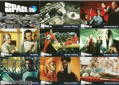Space 1999 - Trading Card Set (54) - Unstoppable Cards 2016 - NM