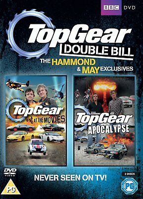 Top Gear Double Bill - The Hammond & May Specials (DVD)