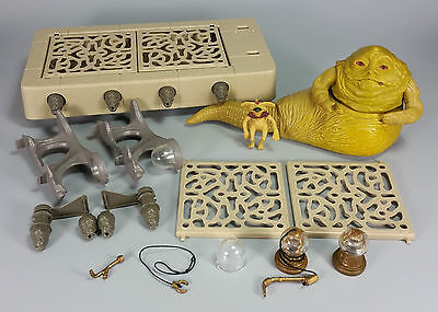*FREE P&P* Vintage Star Wars Jabba The Hutt Playset Parts - Many To Choose From!