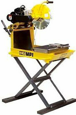 "New Multiquip MP1H 14"" Blade Honda GX160 Masonry Table Saw"