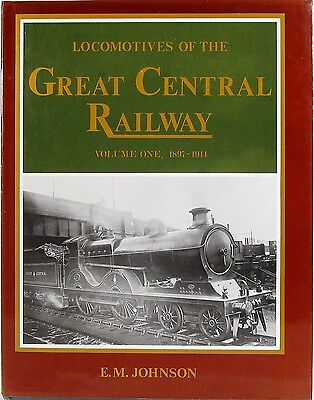 Locomotives of the Great Central Railway Volume One 1897-1941  MM 327