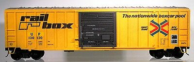 Weaver O Scale (1/48) 50' UP Railbox Car 1600-17