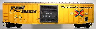 Weaver O Scale (1/48) 50' UP Railbox Car 1600-13