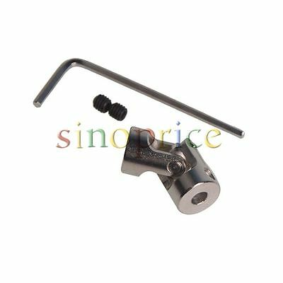 5mm to 4mm Universal Joint Coupling Shaft Motor Connector DIY for RC Car Boat