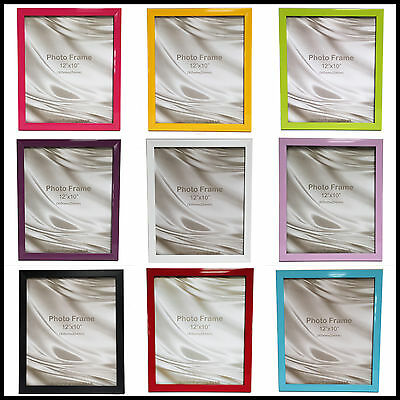 Picture Photo Frame Choice of Colours