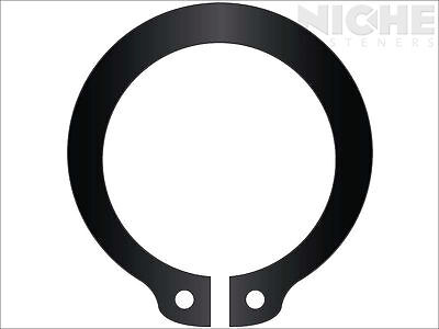 Snap Retaining Ring External Heavy Duty 1-5/16 Steel Phos (10 Pieces)