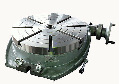 """20"""" Precision Horizontal Rotary Table with Dividing Plate"""