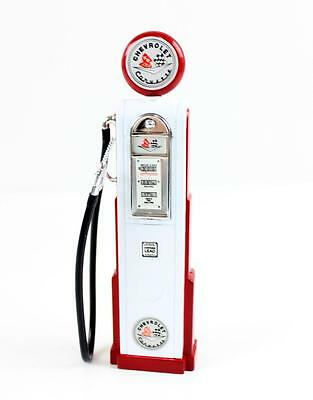 Chevrolet Corvette service 1:18 scale replica gas pump new