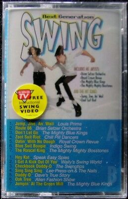 Next Generation Swing (Cassette, Similar Entertainment, 1998) NEW