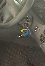 Ford Au Falcon Series 2 Ignition Barrel And Key Assembly