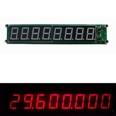 0.1MHz~1000MHz 1GHz RF frequency meter Digital 8LED frequency Counter Tester R-