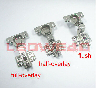 35mm KITCHEN CABINET CUPBOARD WARDROBE STANDARD HINGE HINGES