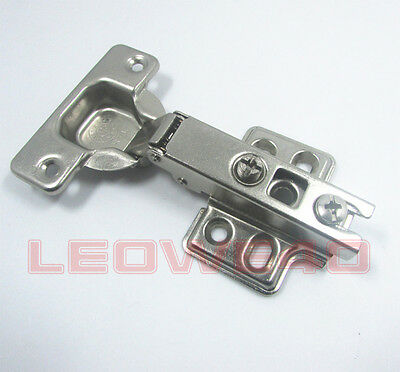 35mm FULL OVERLAY KITCHEN CABINET CUPBOARD WARDROBE STANDARD HINGE HINGES JL02