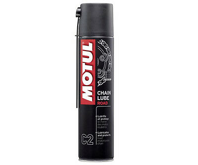 SPRAY PER CATENE MOTUL C2 Chain Lube Road 400ML