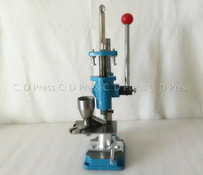US TDP-0 Hand punch tableting press machine powders tableting maker 6MM T