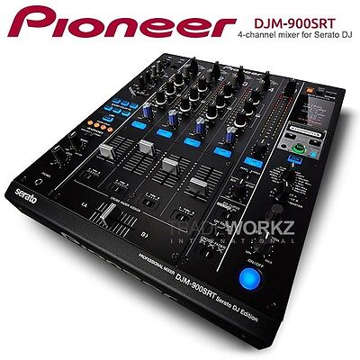 New Factory Sealed PIONEER DJM-900 Serato Professional DJ Mixer 4 Channel