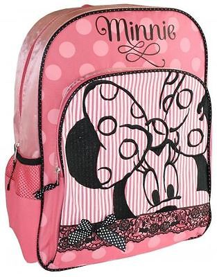 Disney Minnie Mouse School Backpack (Large)