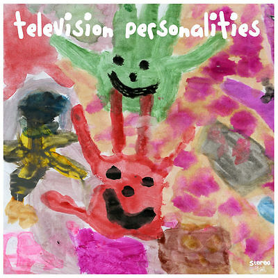 """7"""" Television Personalities People Think That Vinyl"""