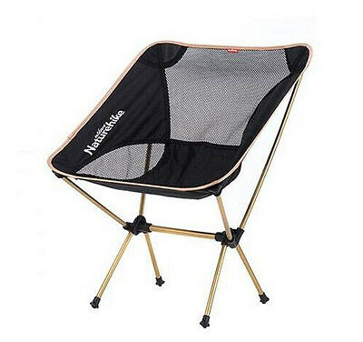 Portable Folding Chair Beach Seat Lightweight Seat for Hiking/ Fishing/Camping