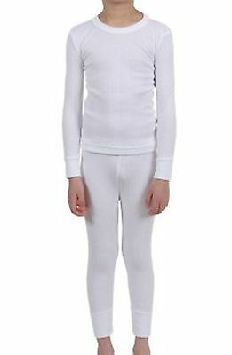 Thermals Baselayer Set for Kids Boys or Girls Camping Skiing - multiple sizes