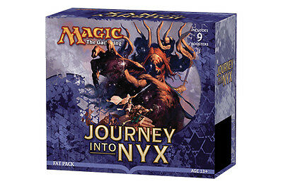MAGIC THE GATHERING CCG - Journey Into Nyx Cards Fat Pack (WOTC) #NEW