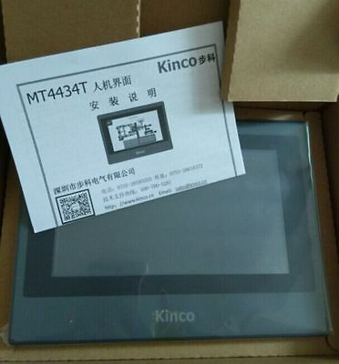 MT4434T KINCO HMI Touch Screen 7 inch 800*480 1 USB Host new in box
