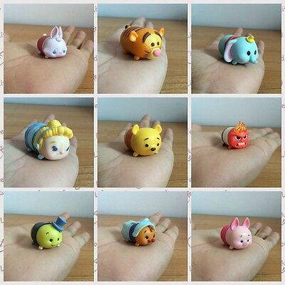 TSUM TSUM  Figures Choose Your Characters 2-5 cm(0.78-1.96 inch) Kids Gift New