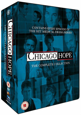 CHICAGO HOPE - Complete Series 1-6 Collection Boxset (NEW DVD)