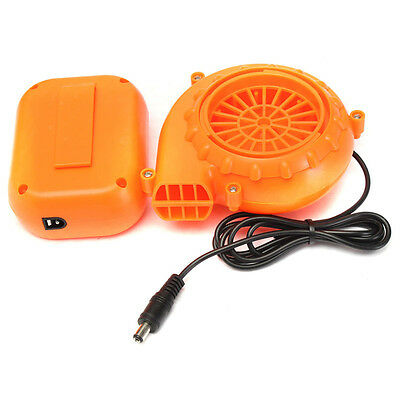Small Air Fan Blower Pump Battery Pack for Inflatable Fancy Dress Costume Suit