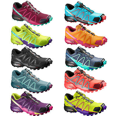 Neu Schuhe W Salomon Speedcross Hiking Damen 4 Laufschuhe Cross Outdoor 3L45ARj