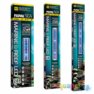 Fluval Marine & Reef 2.0 Full Spectrum Performance LED 32W 46W 59W