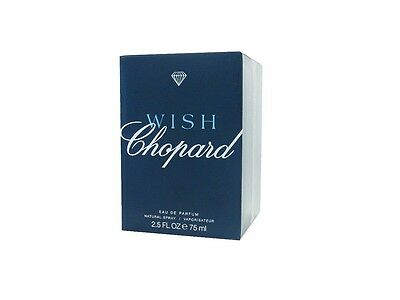 Wish Chopard  EDP Eau De Parfum Women/Damen Duft NEW&OVP 75ml